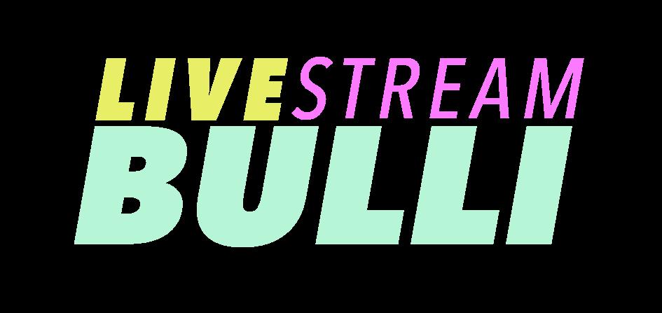Das Logo des Live Stream Bulli - dem Ü-Wagen der Gebrüder Rupp